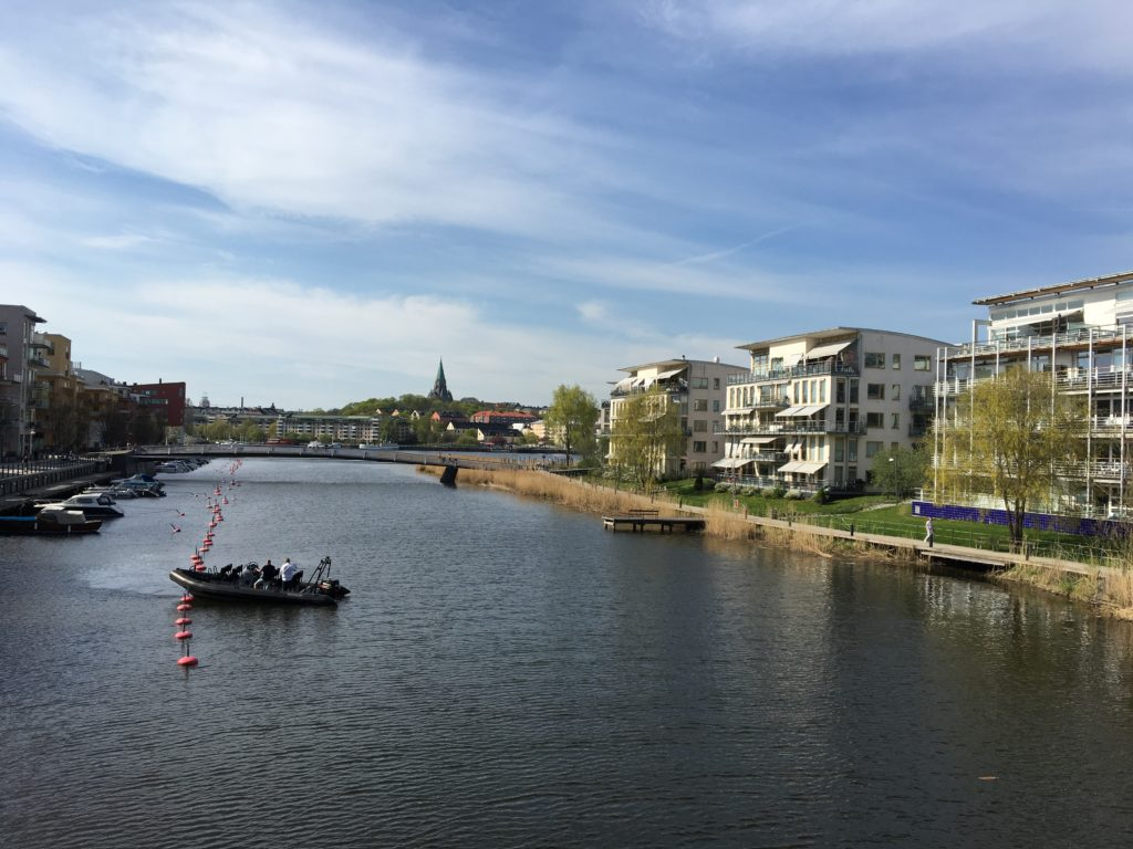 Hammarby Sjöstad © S.Blitman – mai 2018