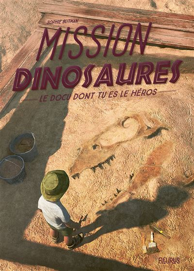 Couv Mission Dinosaures