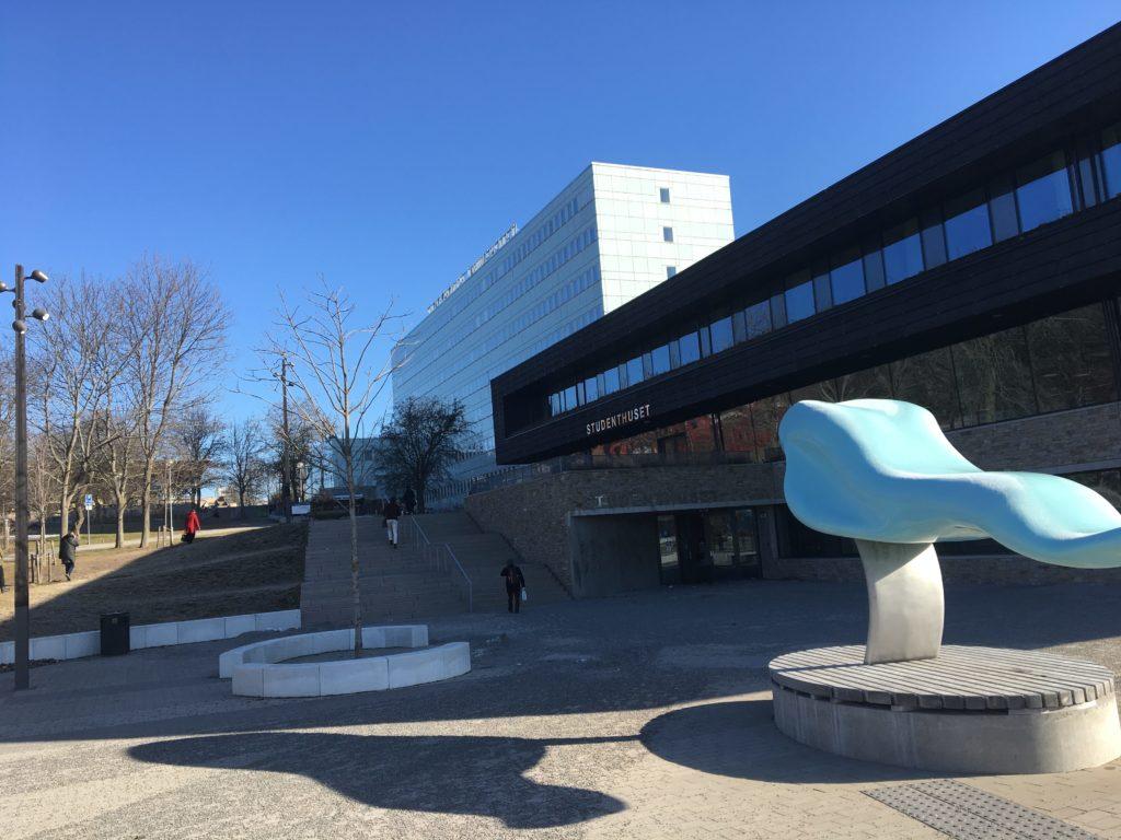 L'université de Stockholm ©S.Blitman - 2018